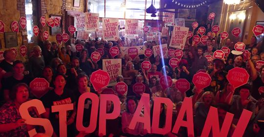 Federal Labor needs to take action to #StopAdani now