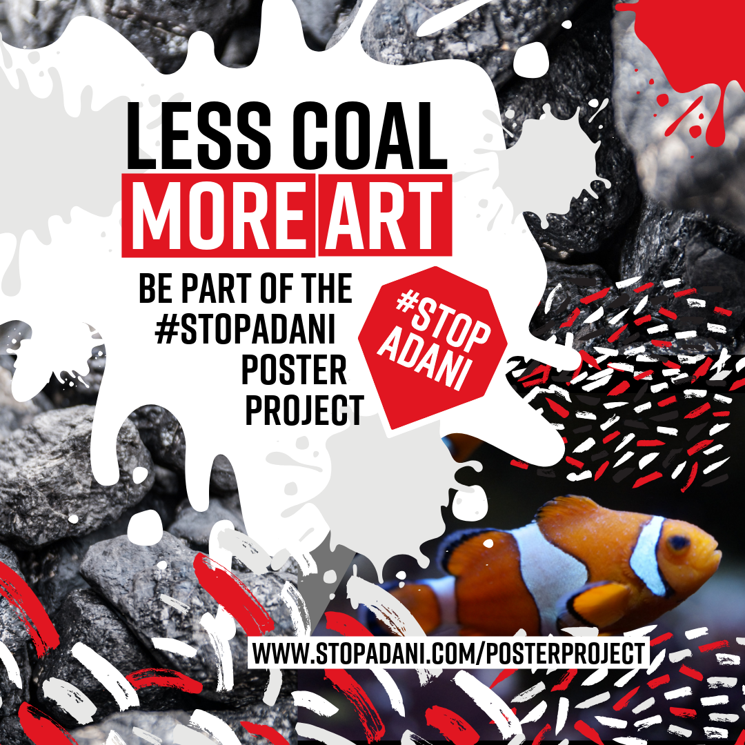 Less coal, more art